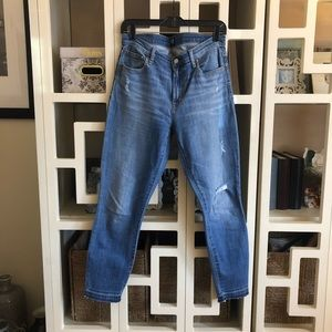 GAP Skinny Ankle Jeans
